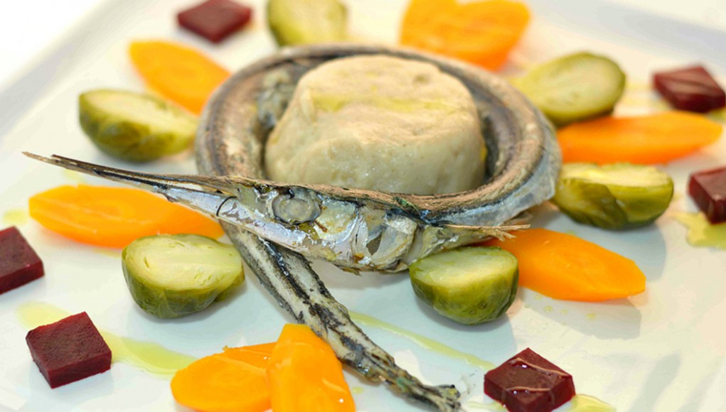 ricetta polenta con orzo aguglia e verdure