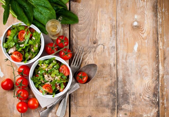 pomodori, la verdura dell'estate