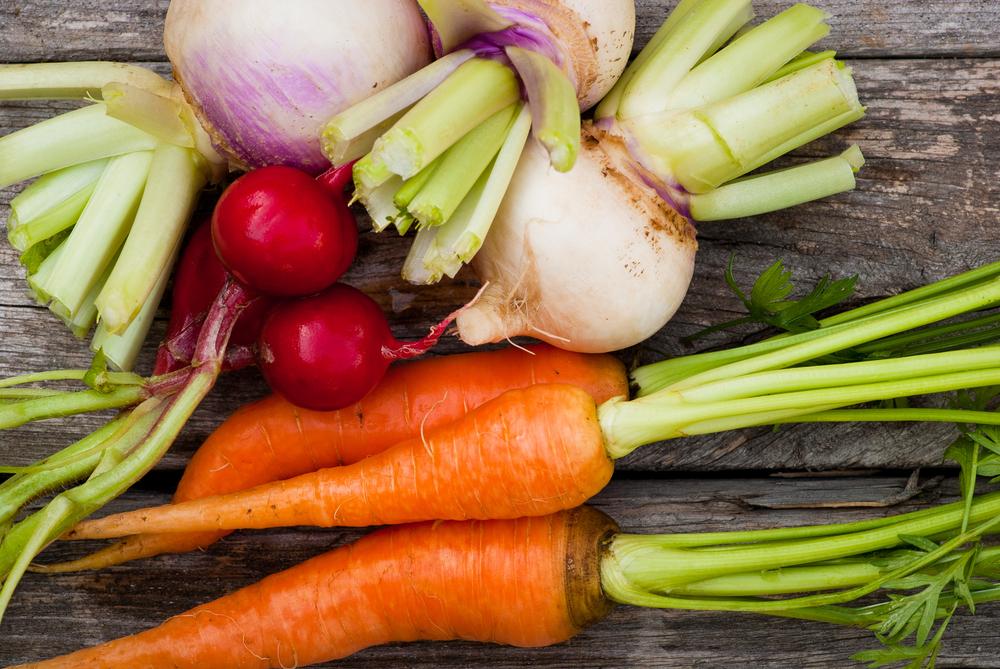 radici da mangiare per essere sazio