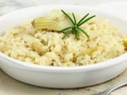 la ricetta per preparare il riso con carciofi contro il colesterolo