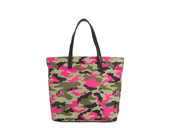 shopper camouflage di carpisa