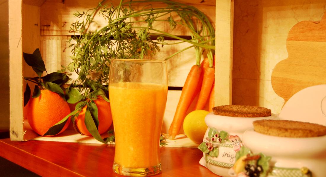 prova lo smoothie antiossidante