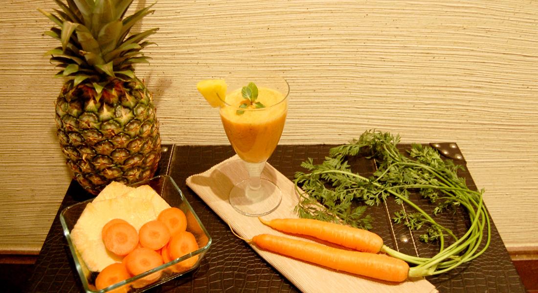 prova lo smoothie contro il bruciore di stomaco