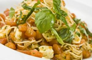 ricetta spaghettini al kamut al profumo d'estate