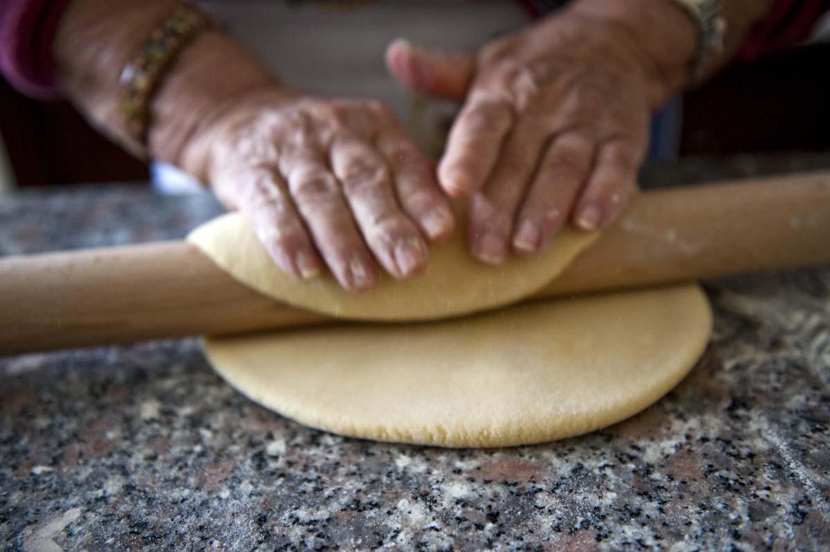 prepara i tagliolini fatti in casa fase 4