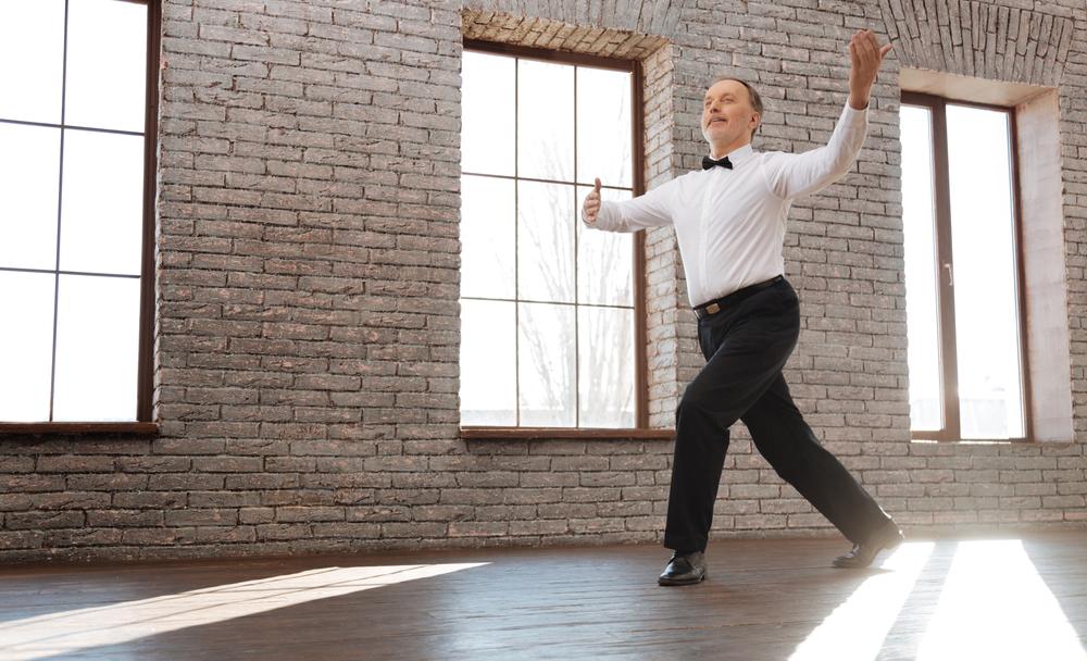 tango per cacciare lo stress