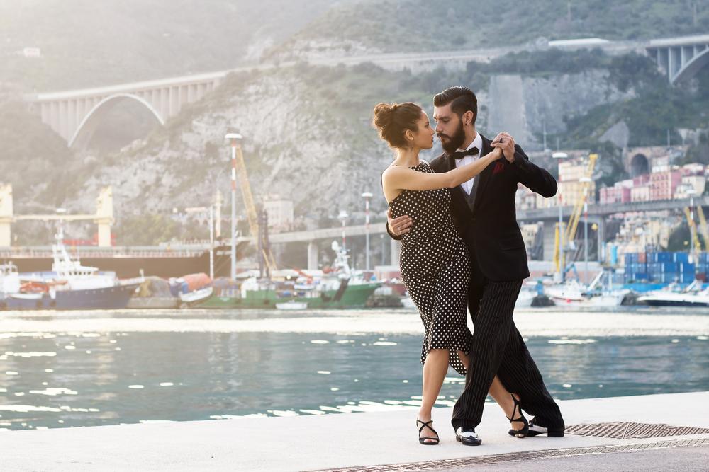 tango per migliorare il tuo rapporto di coppia