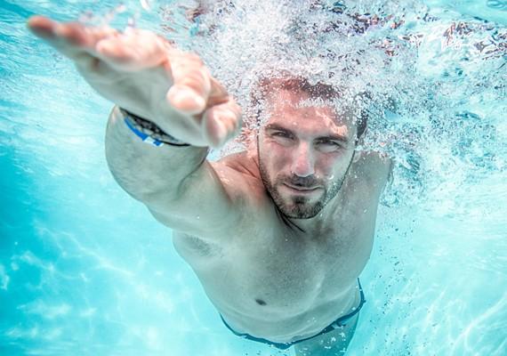 lavorare la tecnica nel nuoto