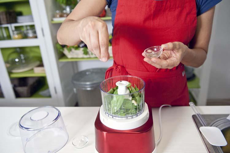 ricetta vinaigrette light step tre