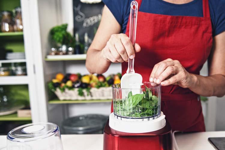 ricetta vinaigrette light step uno