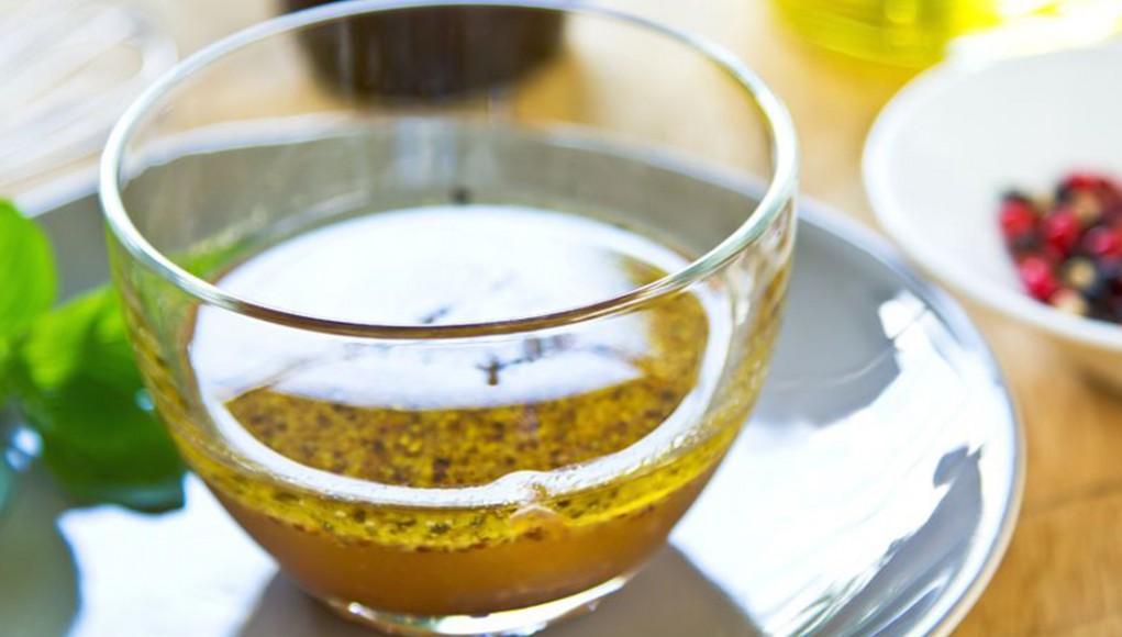 ricetta vinaigrette light