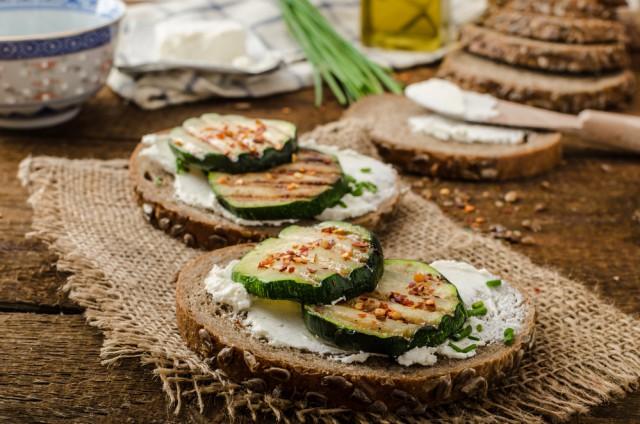 zucchina, poche calorie e tante vitamine