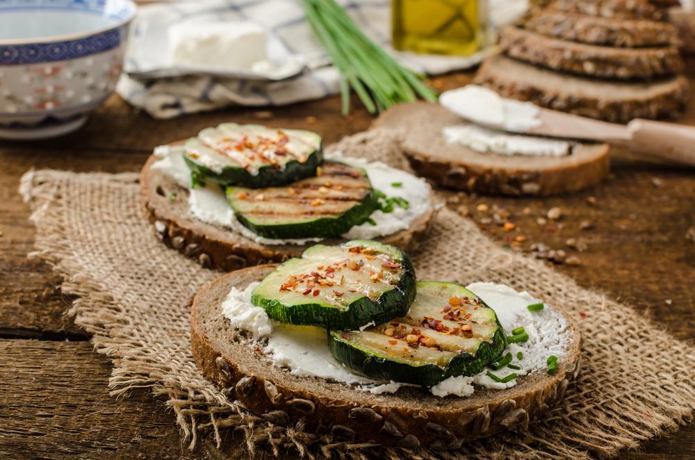 Zucchina la verdura light dell 39 estate poche calorie for La zucchina