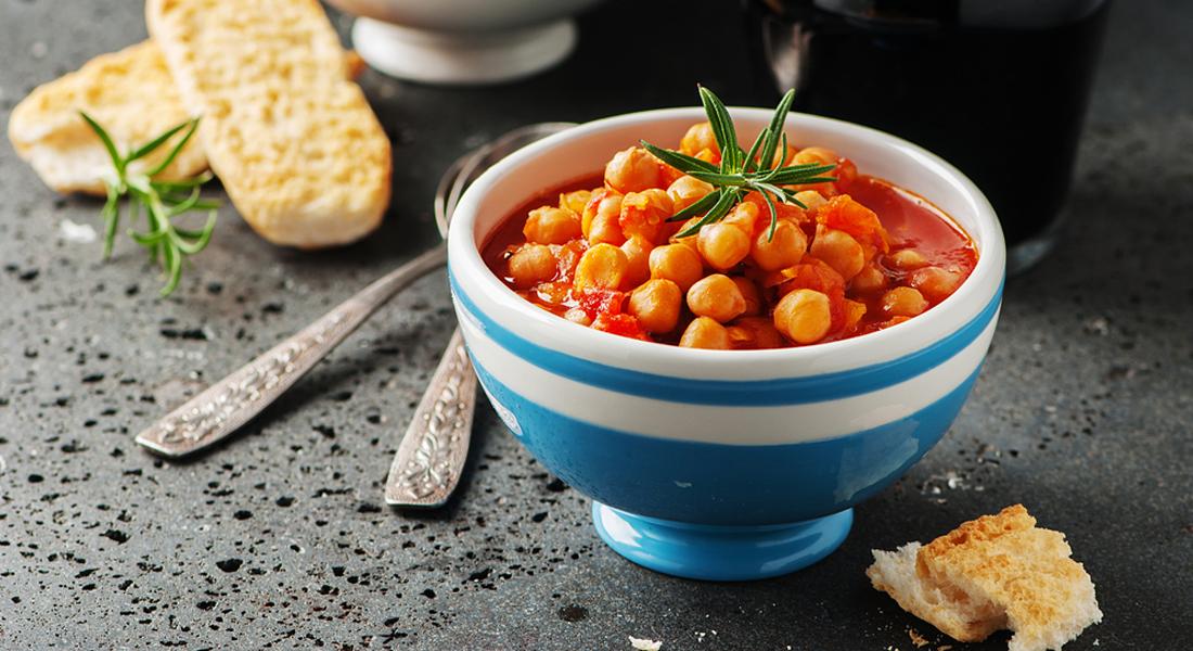 ricette con rosmarino : zuppa di ceci