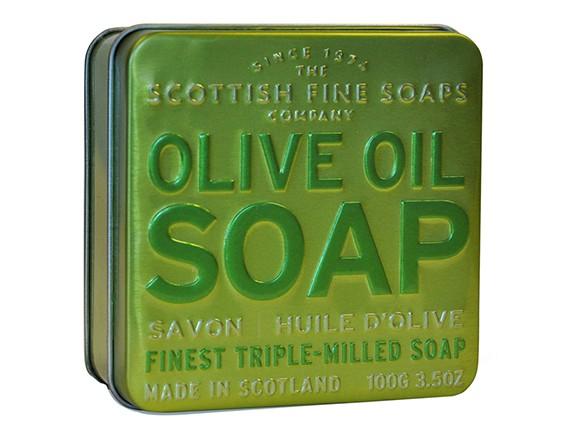 sapone all'olio d'oliva