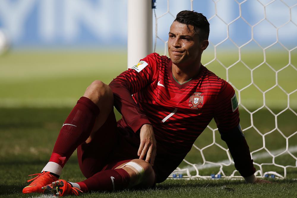 Cristiano Ronaldo; imitare i campioni per avere successo nella dieta