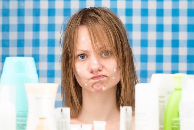 acne quali cibi mangiare e quali evitare