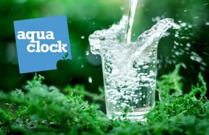 aquaclock, app per aiutarti a bere durante la giornata