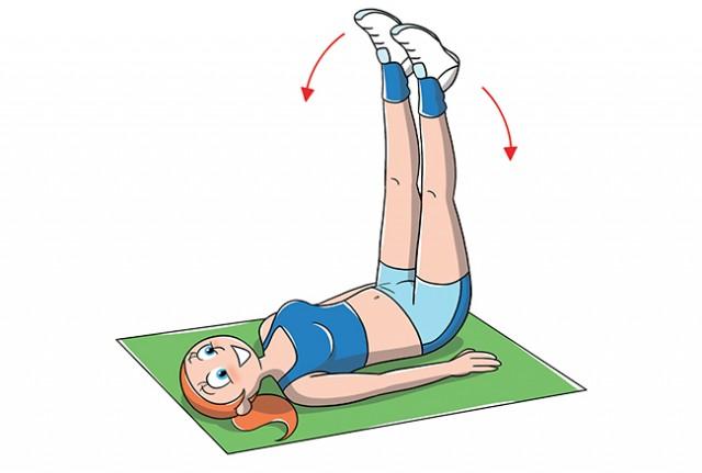 10 esercizi per interno coscia per tonificarti melarossa for Workout esterno coscia