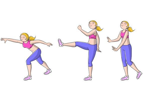 Dimagrire ballando come ballare il charleston