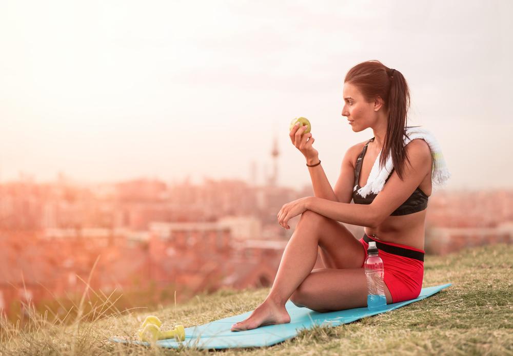 benefici della mela: perdita di peso