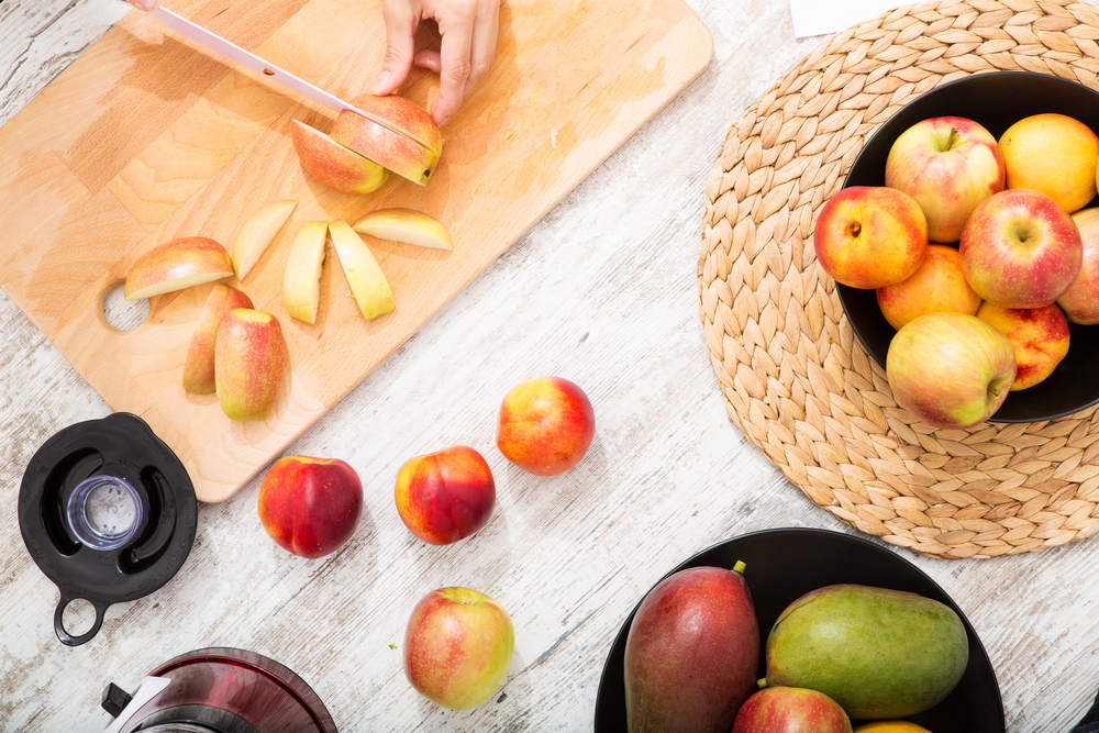 benefici della mela: valori nutrizionali