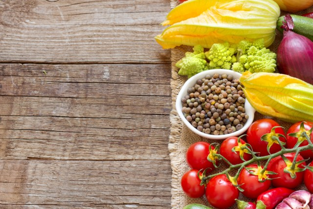 mangiare biologico, che cosa vuole dire?