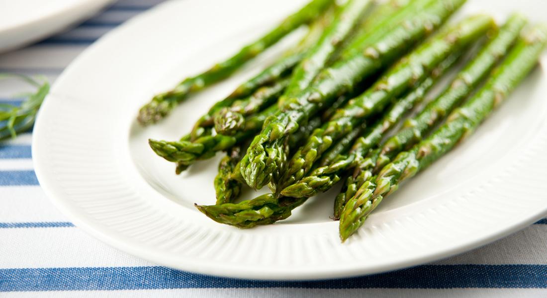 ricetta asparagi al burro e parmigiano