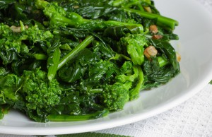 ricetta broccoletti ripassati