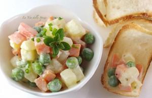 ricetta finta insalata russa