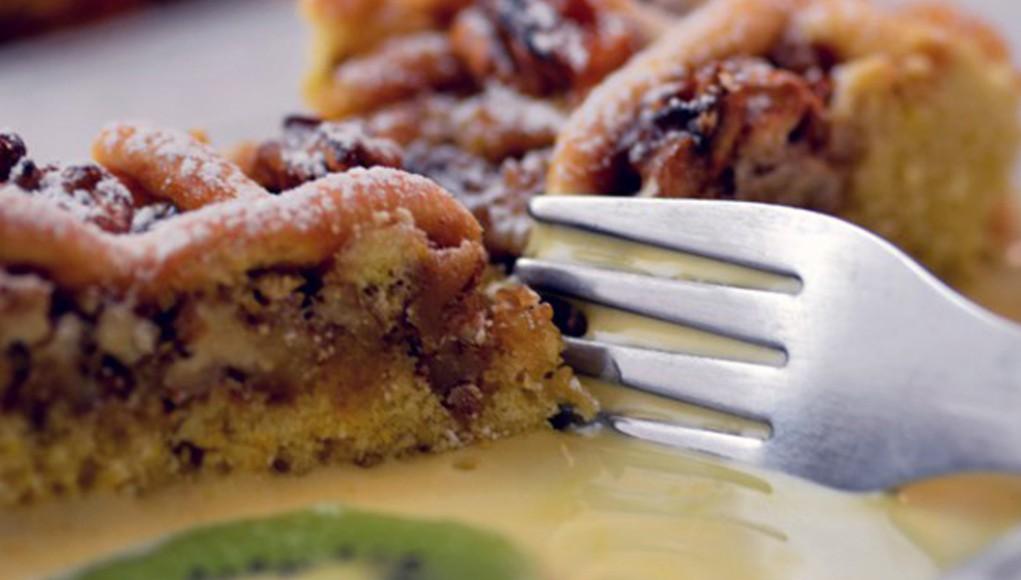 ricetta per una buona crostata alle noci