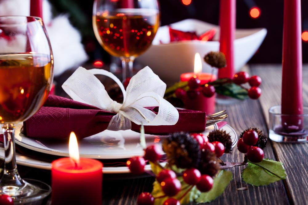 Come realizzare un centrotavola fai da te per natale - Decorazioni tavola natale ...