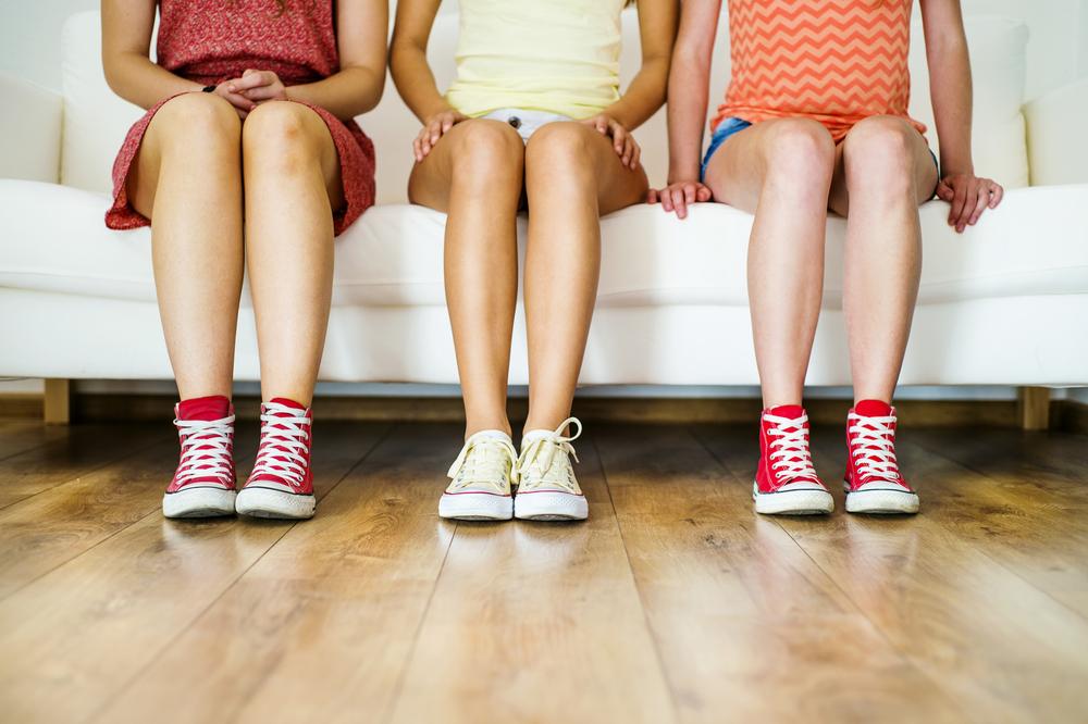 depilazione adolescente quando iniziare