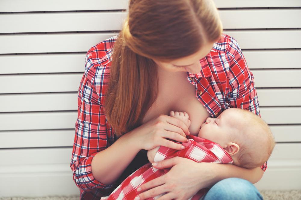 Fare la dieta in allattamento si può?
