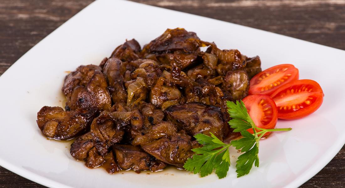ricetta fegatini di pollo in padella