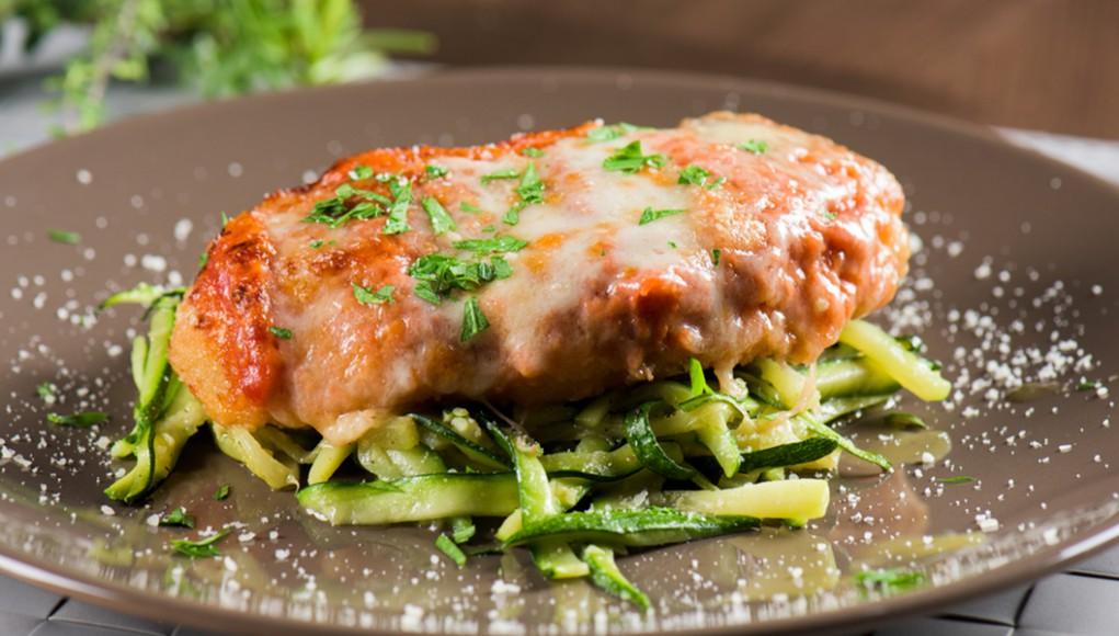 ricetta finta parmigiana di zucchine