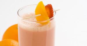 ricetta frullato di fragole e arance