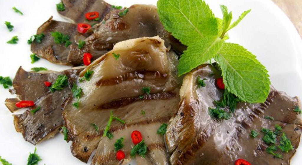 ricetta per preparare i funghi arrosto