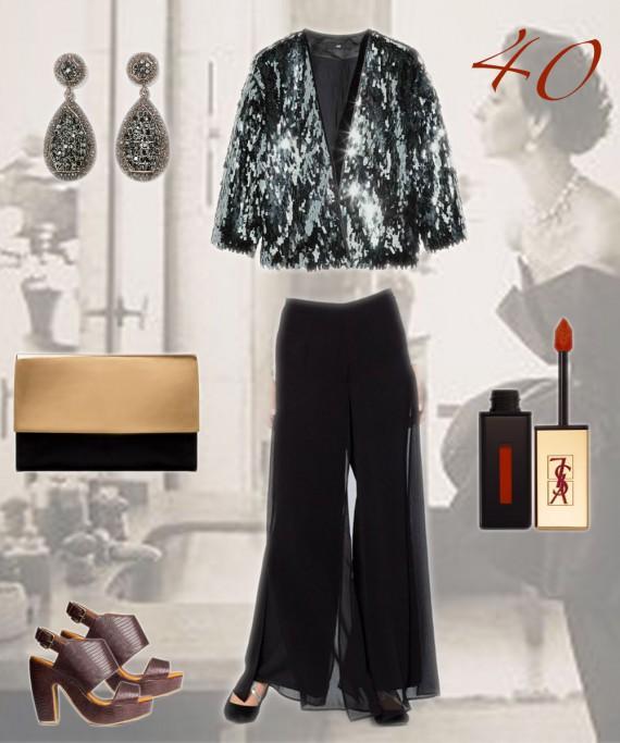 come vestirti a capodanno a 40 anni