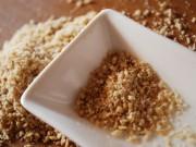 gomasio al posto del sale per condire i tuoi piatti