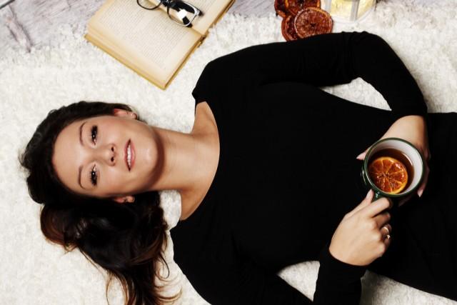 inverno senza stress,bevi una tisana