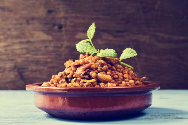 lenticchie, ottime fonte di proteine