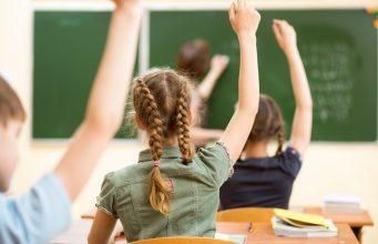 Mal di schiena a scuola