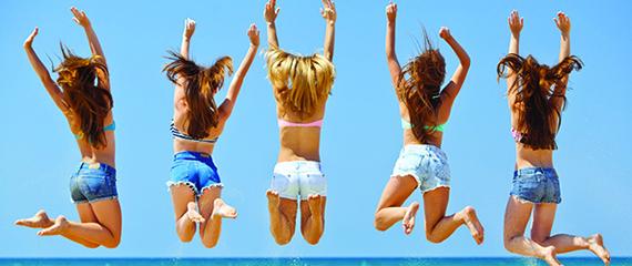 Adolescenti e uscite estive: come sopravvivere