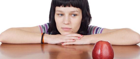 cause e suggerimenti sull'anoressia