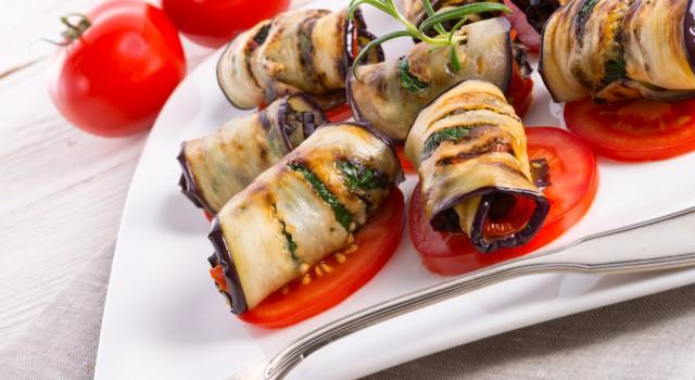 Le ricette vegetariane da gustare a dieta