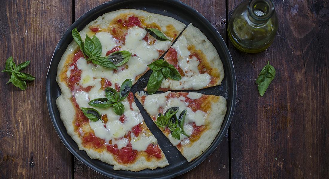 festa della mamma: pizza margherita