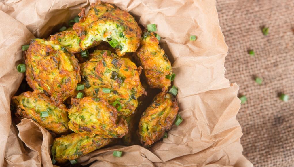 ricetta polpette di quinoa e zucchine