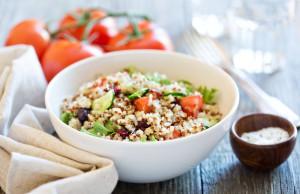 quinoa. alternativa alla pasta se soffri di allergia