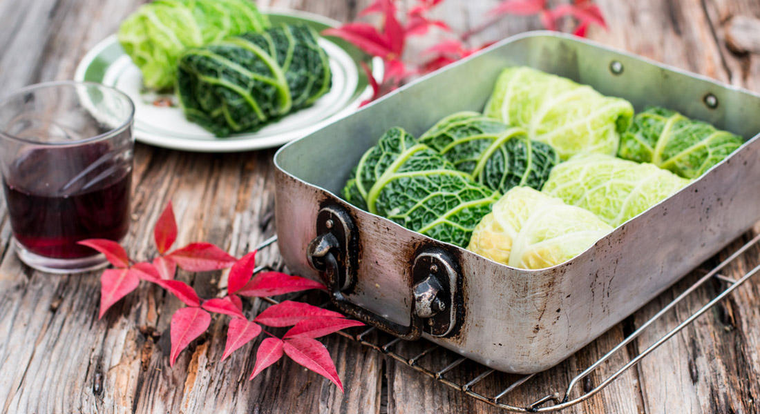 ricette con patate e verza